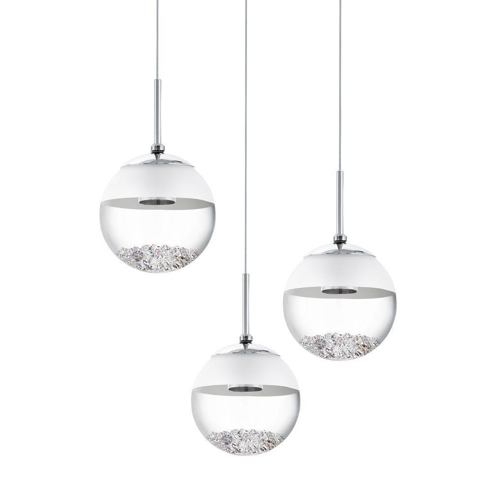 Montorio 3 light pendant round pendants modern product detail montorio 3 light pendant round aloadofball Gallery