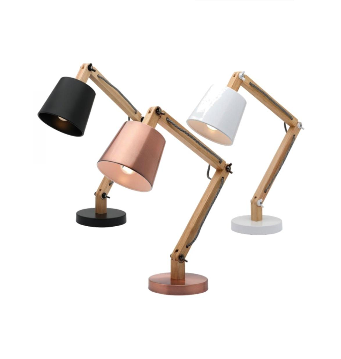 Piper timber table lamp copper lamps table lamps product piper timber table lamp copper geotapseo Images