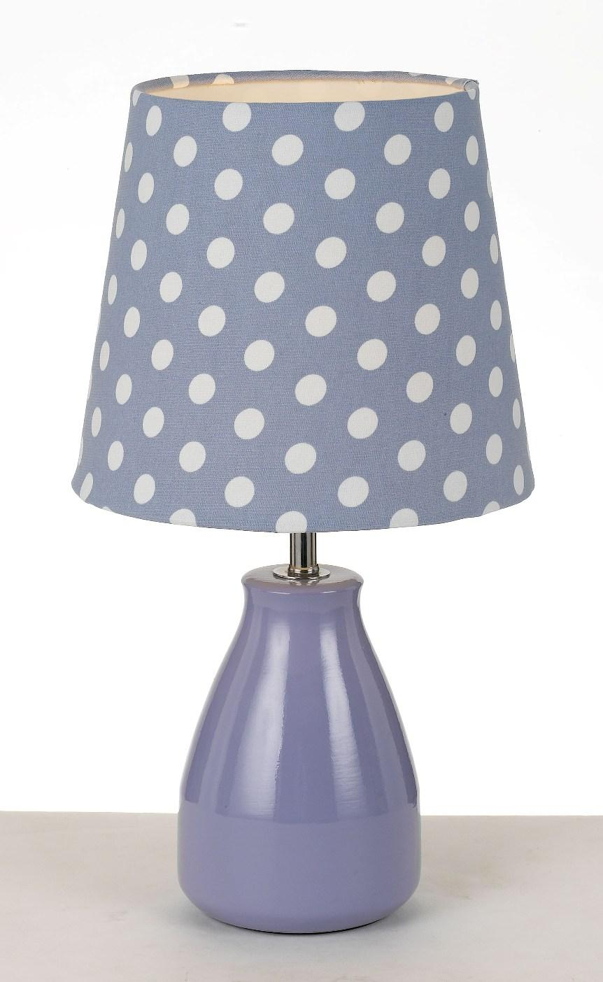 Libby table lamp purple lamps table lamps product detail libby table lamp purple geotapseo Gallery