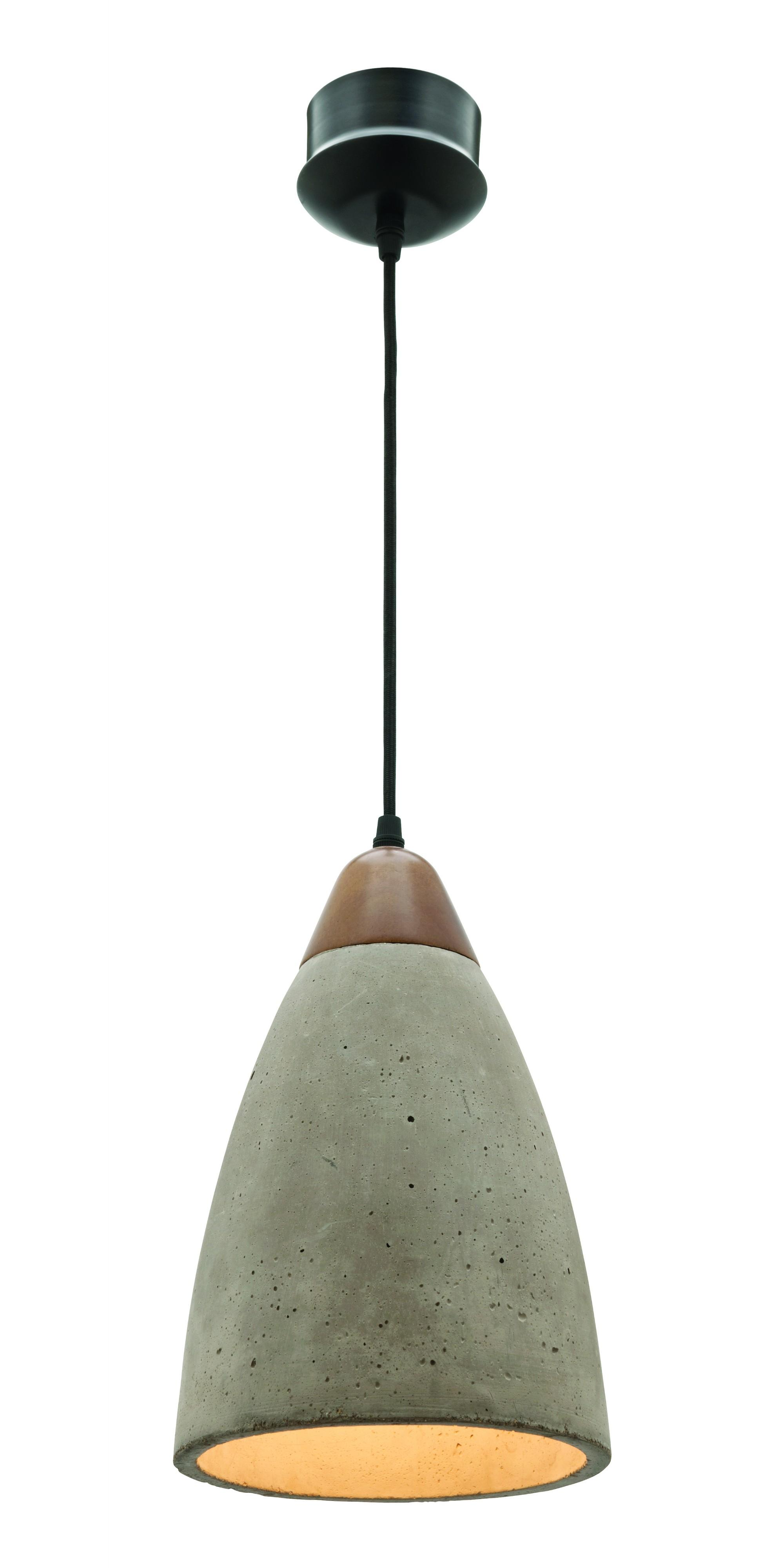 Danska concrete timber pendant pendants modern product danska concrete timber pendant mozeypictures Image collections