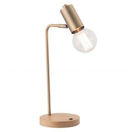 WYATT Task Table Lamp - Wireless Charge