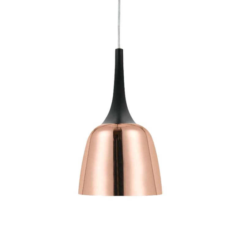Polk 20 pendant copper pendants modern product detail the polk 20 pendant copper aloadofball Images