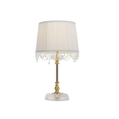 Regina table lamp gold cream lamps table lamps product regina table lamp gold cream aloadofball Choice Image