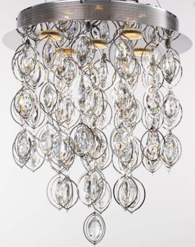 Celeste Crystal Ceiling Mount