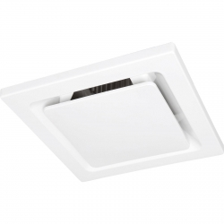 SARICO LARGE SQUARE EXHAUST - WHITE - Click for more info