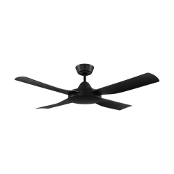 BONDI 48 BLACK AC ABS FAN - Click for more info