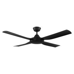 BONDI 52 BLACK AC ABS FAN - Click for more info
