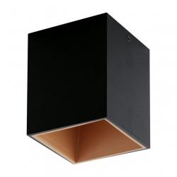POLASSO 1L SP 3.3W LED - Black & Copper - Click for more info
