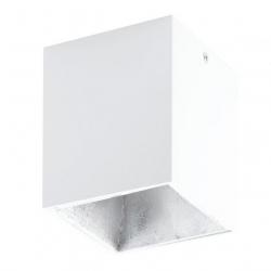 POLASSO 1L SP 3.3W LED - White & Silver - Click for more info
