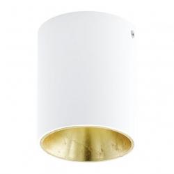 POLASSO 1L CTC 3.3W LED - White & Gold - Click for more info