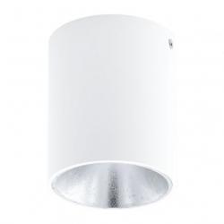 POLASSO 1L CTC 3.3W LED - White & Silver - Click for more info