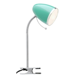 Sara Clamp Lamp - Mint - Click for more info