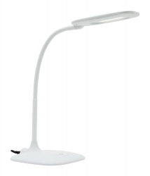BRYCE - 8W LED Task Lamp - White - Click for more info