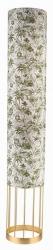 BAHAMA Green / White - 2Lt Floor Lamp - Click for more info
