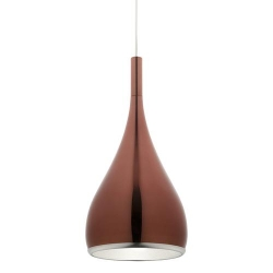 Aero 1Lt Pendant - Rose Gold - Click for more info