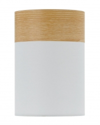 AKIRA BATTEN FIX - White/Oak - Click for more info