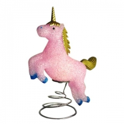 PINK UNICORN TABLE LAMP - Click for more info