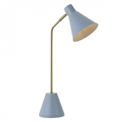 AMBIA TABLE LAMP - Blue - Click for more info