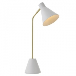 AMBIA TABLE LAMP - White - Click for more info