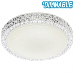 AMELIA 40 LED Oyster - Click for more info