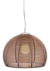 Arden 1Lt Pendant - Coffee - Click for more info