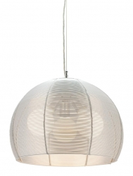 Arden 3Lt Pendant - Silver - Click for more info