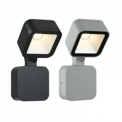AUSTIN LED Flood Light - Black - Click for more info