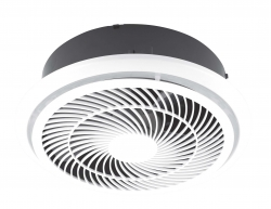Helix Exhaust Fan - Click for more info