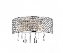 CHELSEA 3 Wall Lamp - Chrome - Click for more info