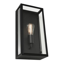 CHESTER 1lt Exterior Wall Light - Black - Click for more info