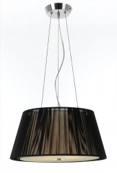 CHLOE 40 PENDANT BLACK - Click for more info
