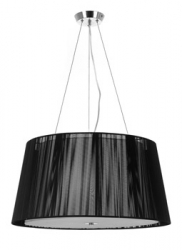 CHLOE 60 PENDANT BLACK - Click for more info
