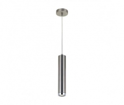 CONDO LED Pendant - Nickel - Click for more info