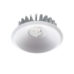 D2000 Curve LED Downlight 3K White - Click for more info