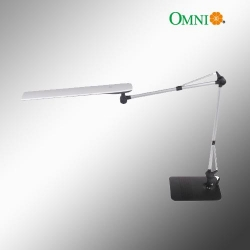 LED EXTENDABLE DESK LAMP - WHITE - Click for more info