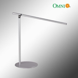 LED SLIMLINE DESK LAMP - SILVER - Click for more info