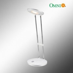 LED DESK LAMP - WHITE - Click for more info