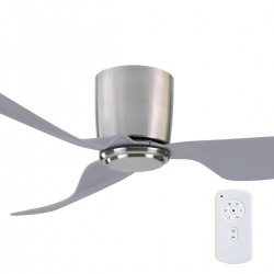 CITY FAN 1300 NL 3xABS - Brush Chrome - Click for more info