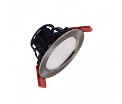 FLAT 90 G2 LED DOWNLIGHT NICKEL COOL - Click for more info