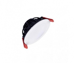FLAT 100 G2 LED DOWNLIGHT WHITE WARM - Click for more info