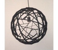 GEOGRO 1LT 40 PENDANT - BLACK - Click for more info