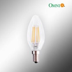 Filament Candle E14 4W WW - Click for more info