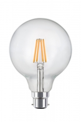 Filament G125 B22 6W WW - Click for more info