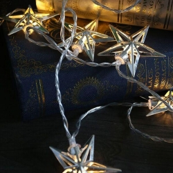 Sting Lights - Silver Star - Click for more info