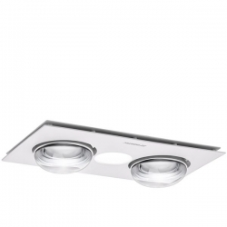 Forme 2 heat 3 in 1 275w 10w led white - Click for more info