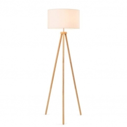 BRIAR FSC Wood Floor Lamp - Click for more info