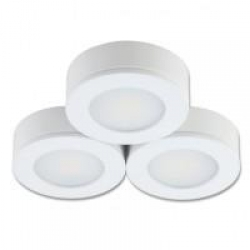 CONCEAL 3LT DIY CABINET LIGHT 3K White - Click for more info