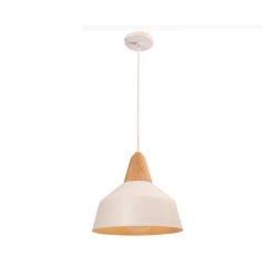 NOEL 1Lt Large Pendant - Matt White - Click for more info