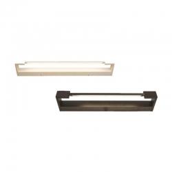JEROME 12W LED Wall Lamp - Matt Black - Click for more info