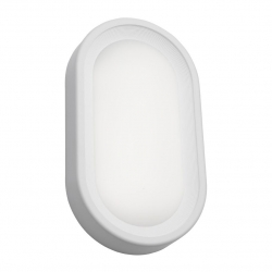 Arena - 9W LED Ext Light 3K - White - Click for more info